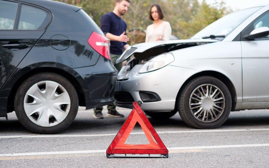 6 wissenswerte Fakten zu Autounfällen!