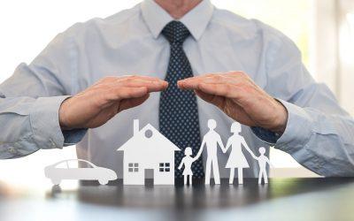 Verantwortungsvolle Baufinanzierung durch Absicherung von Risiken